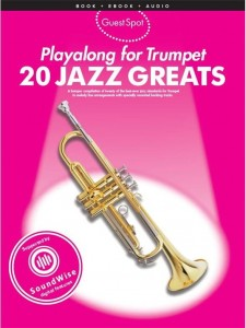 Guest Spot: 20 Jazz Greats - Playalong for Trumpet - nuty na trąbkę (+ audio online)
