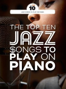 The Top Ten Jazz Songs To Play On Piano - nuty na fortepian