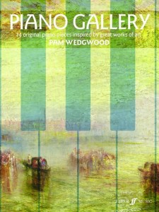 Wedgwood: Piano Gallery - nuty na fortepian
