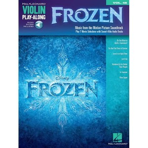 Frozen - Violin Play-Along Volume 48 - nuty na skrzypce (+ audio online)