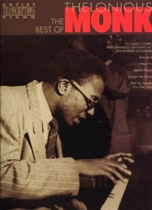 Thelonious Monk - The Best Of - nuty na fortepian