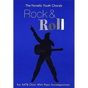The Novello Youth Chorals: Rock And Roll (SATB) - nuty na chór z fortepianem