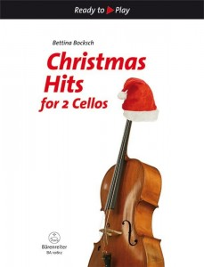 Ready to Play - Christmas Hits for 2 Cellos - kolędy na dwie wiolonczele