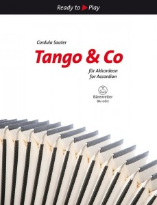 Ready to Play - Tango & Co for Accordion - nuty na akordeon