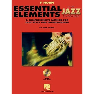 Essential Elements for Jazz Ensemble - French Horn
