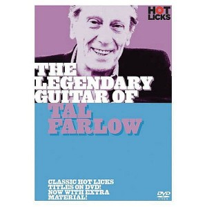 Hot Licks - The Legendary Guitar Of Tal Farlow - szkoła gry na gitarze (DVD)