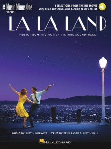 La La Land - 6 Selections from the Hit Movie (+ audio online) - piosenki z filmu La La Land - nuty na głos z fortepianem