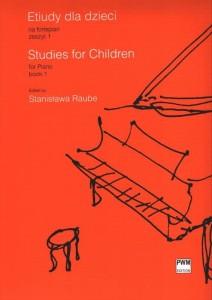 Etiudy dla dzieci Raube