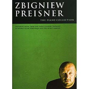 Zbigniew Preisner - The Piano Collection - nuty na fortepian