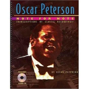 Oscar Peterson - Note for Note - nuty na fortepian