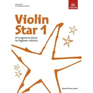 Violin Star 1 - Edward Huws Jones - akompaniament fortepianowy i skrzypcowy