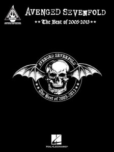 Avenged Sevenfold: The Best of 2005-2013 - nuty i tabulatura na gitarę, akordy i słowa