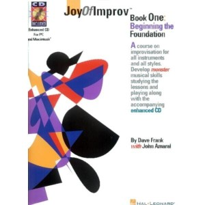 Joy of Improv - Book One: Beginnig the Foundation - Frank, Amaral - podręcznik do nauki improwizacji (+ audio online)