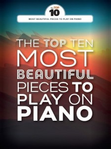 The Top Ten Most Beautiful Pieces To Play On Piano - nuty na fortepian