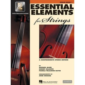 Essential Elements 2000 For Strings: Violin Book 1 - nuty na skrzypce (+ audio online)
