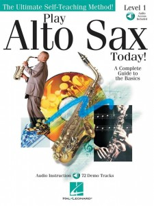 Play Alto Sax Today Level 1 - szkoła na saksofon 1 (+ audio online)