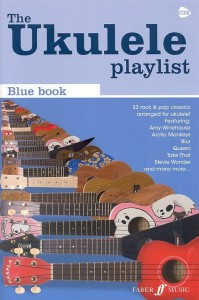 The Ukulele Playlist: Blue Book - śpiewnik na ukulele