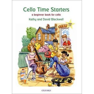 Cello time - seria podręczników do nauki gry na wiolonczeli