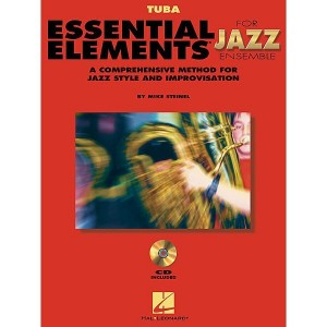 Essential Elements for Jazz Ensemble - Tuba - Mike Steinel