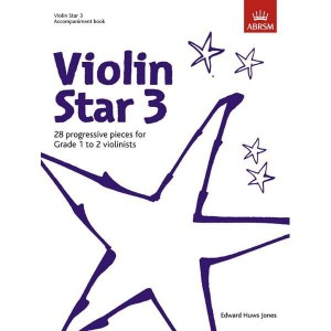 Violin Star 3 - Edward Huws Jones - akompaniament fortepianowy i skrzypcowy
