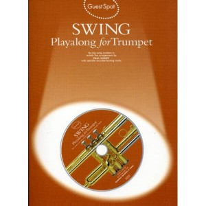 Guest Spot: Swing Playalong For Trumpet - nuty na trąbkę (+ płyta CD)
