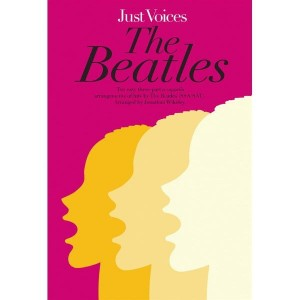 Just Voices: The Beatles - nuty na chór SSA / SAT