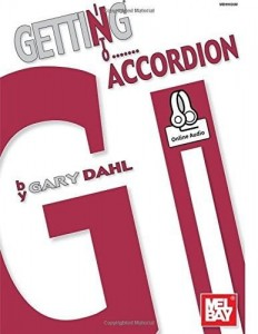 Getting Into: Accordion - Gary Dahl (+ audio online) - nuty na akordeon