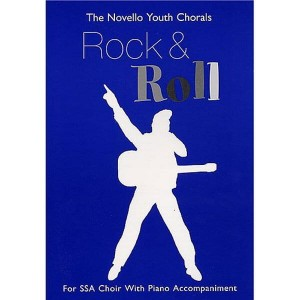 The Novello Youth Chorals: Rock And Roll (SSA) - nuty na chór z fortepianem