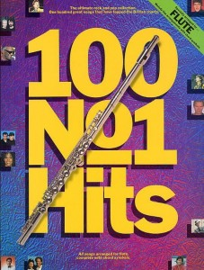 100 No.1 Hits For Flute - nuty na flet