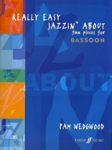 Wedgwood: Really Easy Jazzin' About Bassoon - nuty na fagot z fortepianem