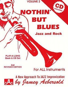 Jamey Aebersold Jazz Volume 002 Nothin' But Blues (+ płyta CD)