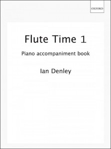 Denley: Flute Time 1 - Piano Accompaniment - akompaniament fortepianowy