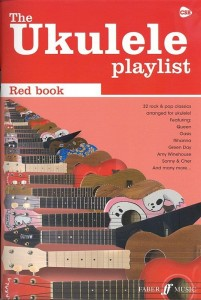 The Ukulele Playlist: Red Book - śpiewnik na ukulele