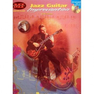 Jazz Guitar Improvisation Master Class - Sid Jacobs (+ płyta CD)