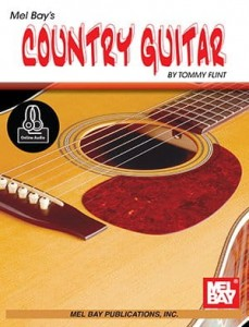 Tommy Flint: Country Guitar (+ audio online) - nuty i tabulatura na gitarę w stylu country