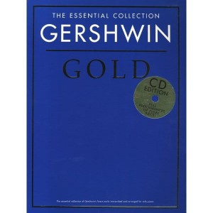 The Essential Collection: Gershwin Gold - nuty na fortepian (+ płyta CD)