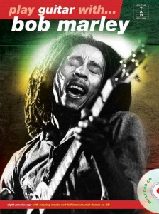 Play Guitar with Bob Marley (New Edition) - nuty na gitarę z tabulaturą (+ płyta CD)