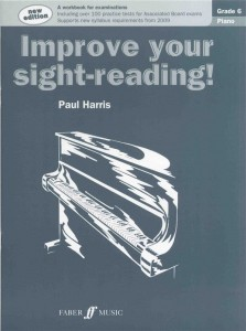 Paul Harris: Improve Your Sight-Reading! - Grade 6 - szkoła grania z nut na fortepian