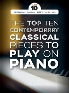 The Top Ten Contemporary Classical Pieces To Play On Piano - nuty na fortepian