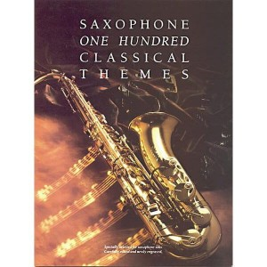 One Hundred Classical Themes For Saxophone - nuty na saksofon