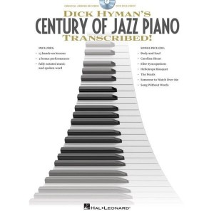 Dick Hyman's Century Of Jazz Piano Transcribed!