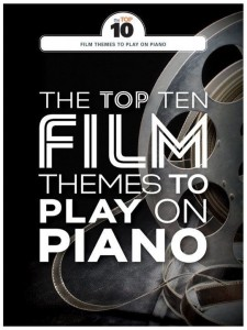 The Top Ten Film Themes To Play On Piano - nuty na fortepian