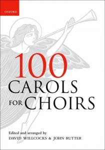 100 Carols for Choirs - kolędy na chór