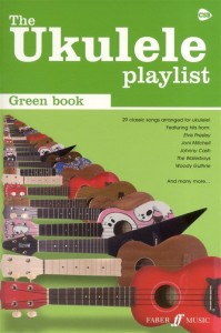 The Ukulele Playlist: Green Book - śpiewnik na ukulele