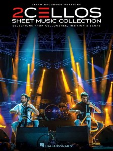 Luka Sulic, Stjepan Hauser: 2Cellos - Sheet Music Collection - duety wiolonczelowe