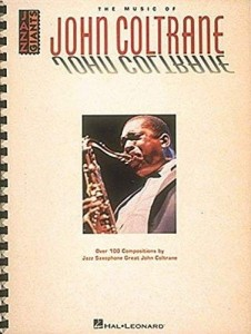 The Music of John Coltrane - nuty na saksofon