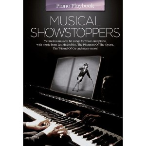 Piano Playbook: Musical Showstoppers - muzyka filmowa na fortepian