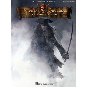 Pirates of The Caribbean - At World's End - muzyka z filmu Piraci z Karaibów Na Krańcu Świata na fortepian solo