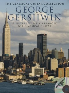 Gershwin: The Classical Guitar Collection - nuty na gitarę klasyczną (+ płyta CD)