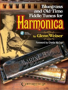 Bluegrass and Old-Time Fiddle Tunes for Harmonica (+ audio online) - Weiser - nuty na harmonijkę ustną